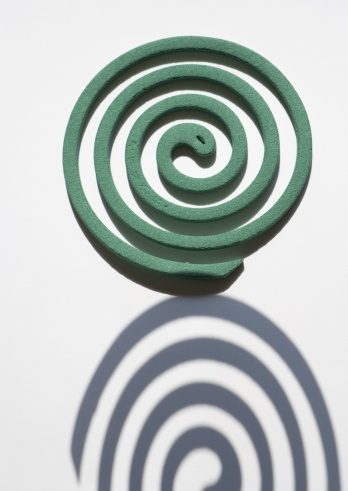 Insecticide「Mosquito Coil and its shadow」:スマホ壁紙(1)