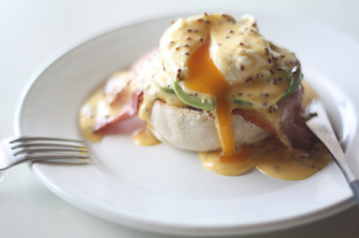 Hollandaise Sauce「Eggs benedict」:スマホ壁紙(0)