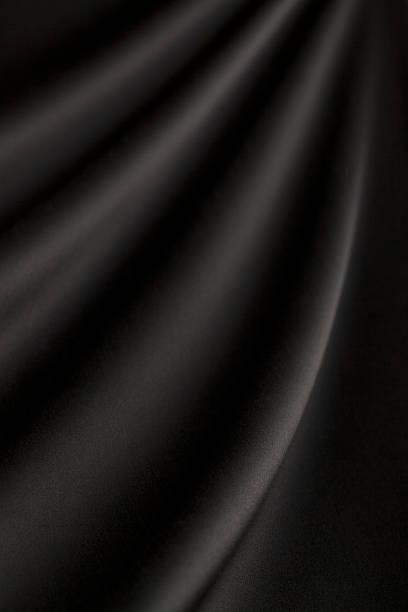 Swath of smooth, rich black silk:スマホ壁紙(壁紙.com)