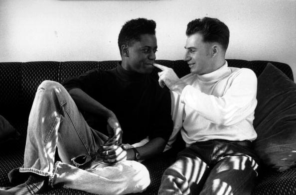 Black History in the UK「Young Couple」:写真・画像(9)[壁紙.com]