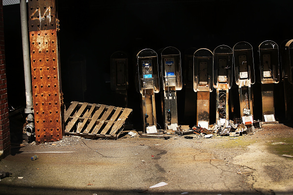 Obsolete「New York City Public Payphones Become Relics In Digital Age」:写真・画像(10)[壁紙.com]