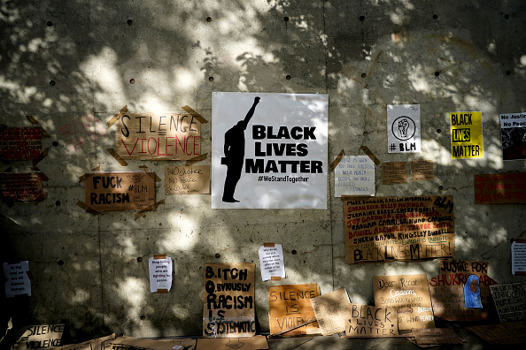 Social Movement「Black Lives Matter Demonstrations In UK Continue Into The Weekend」:写真・画像(14)[壁紙.com]