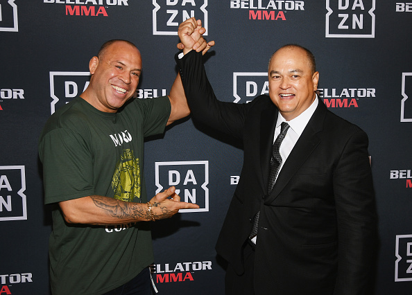 Wanderlei Silva「Bellator-DAZN Announcement Press Conference」:写真・画像(10)[壁紙.com]