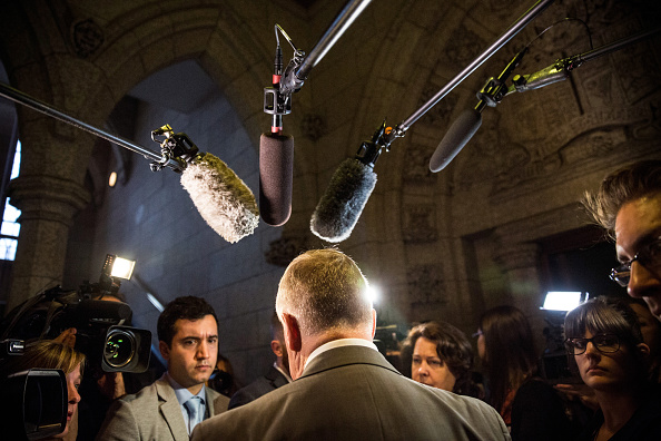 2014 Canadian Parliament Shootings「Ottawa On Alert After Shootings At Nation's Capitol」:写真・画像(15)[壁紙.com]
