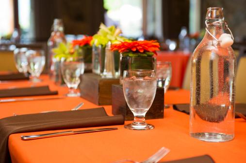 結婚「テーブルのセッティング」:スマホ壁紙(14)