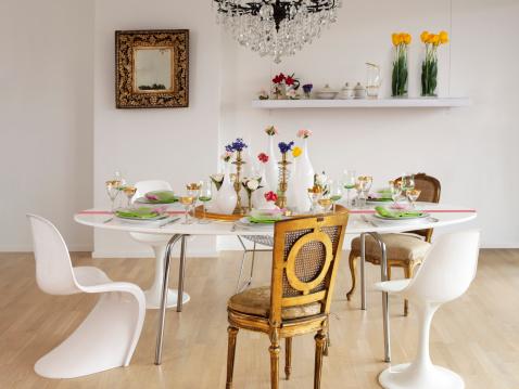 テーブルセッティング「テーブルのセッティング」:スマホ壁紙(13)