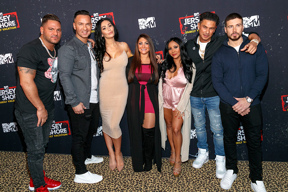 "West Hollywood「""Jersey Shore Family Vacation"" Premiere Party」:写真・画像(12)[壁紙.com]"