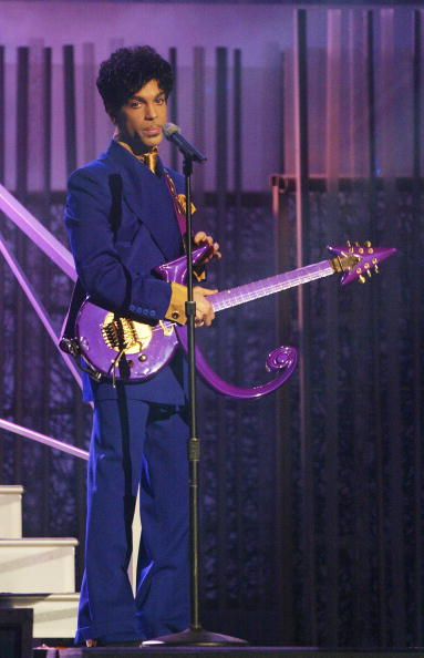 Purple「46th Annual Grammy Awards - Show」:写真・画像(3)[壁紙.com]