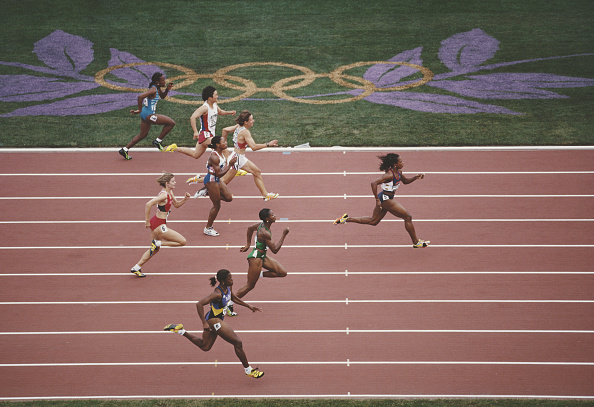 Sports Track「XXVI Olympic Summer Games」:写真・画像(17)[壁紙.com]