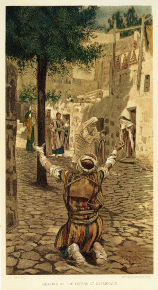 Recovery「Healing of the Lepers at Capernaum, Saint Mark」:写真・画像(19)[壁紙.com]