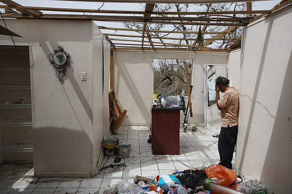 Puerto Rico「Puerto Rico Faces Extensive Damage After Hurricane Maria」:写真・画像(15)[壁紙.com]
