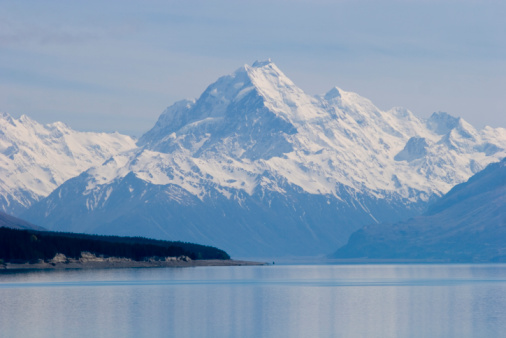 Mt Cook「Mt Cook on a clear day」:スマホ壁紙(16)