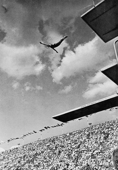 Summer Olympic Games「Diving Wayne」:写真・画像(13)[壁紙.com]