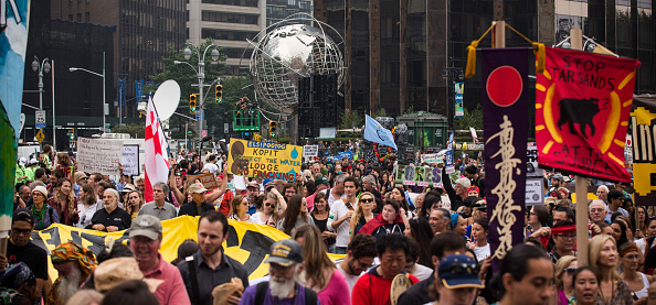気候「People's Climate March」:写真・画像(16)[壁紙.com]