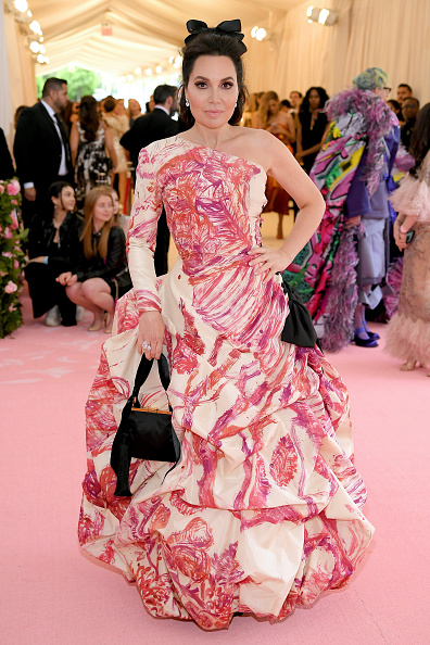 Maxi Dress「The 2019 Met Gala Celebrating Camp: Notes on Fashion - Arrivals」:写真・画像(19)[壁紙.com]