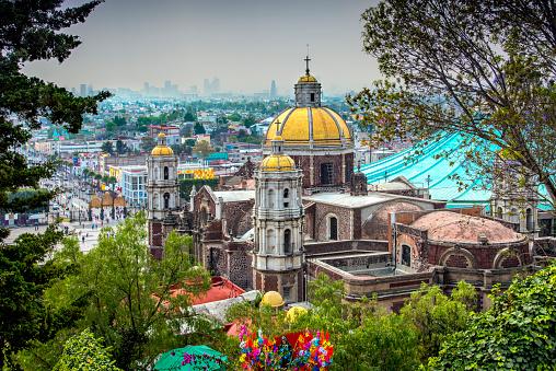 Religion「Mexico City, Mexico」:スマホ壁紙(19)