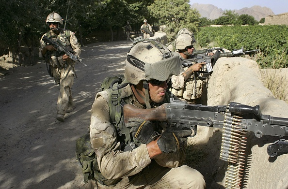 Canadian Culture「Canadian Forces On Anti-Taliban Operation In Kandahar Province」:写真・画像(18)[壁紙.com]