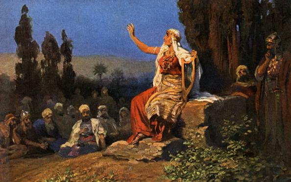Bible「Deborah 's triumphal song - Book of Judges」:写真・画像(9)[壁紙.com]