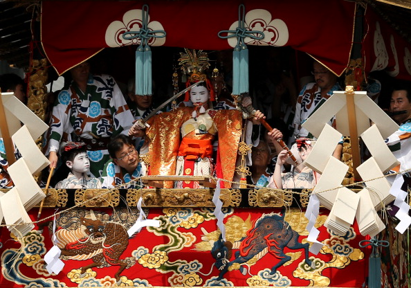 Wire Rope「Gion Festival In Kyoto」:写真・画像(8)[壁紙.com]