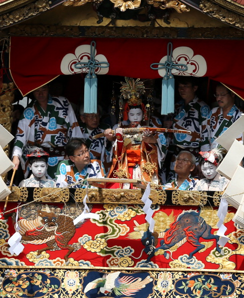 Wire Rope「Gion Festival In Kyoto」:写真・画像(7)[壁紙.com]