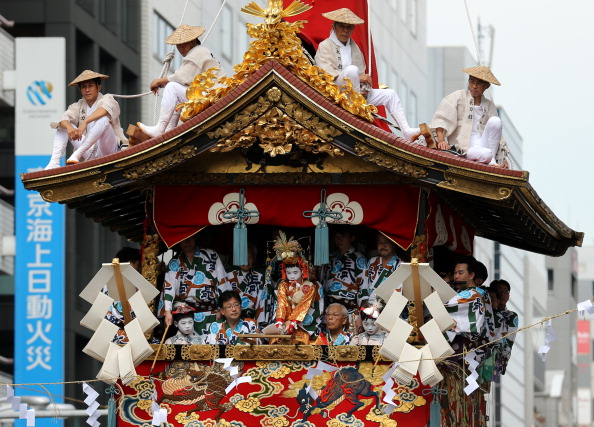 Wire Rope「Gion Festival In Kyoto」:写真・画像(9)[壁紙.com]
