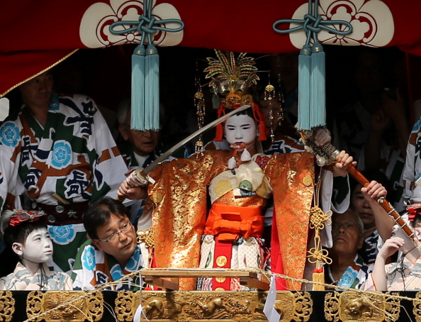 Wire Rope「Gion Festival In Kyoto」:写真・画像(6)[壁紙.com]