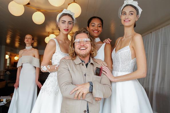 Bridal「Kenra Professional For Lela Rose Bridal Fashion Week F/W '17」:写真・画像(7)[壁紙.com]