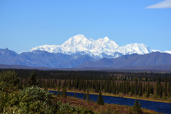 Horizontal「President Obama Changing Mt. McKinley Name Back To Denali」:写真・画像(14)[壁紙.com]