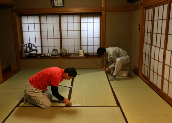 畳「The Art Of Tatami Making」:写真・画像(4)[壁紙.com]