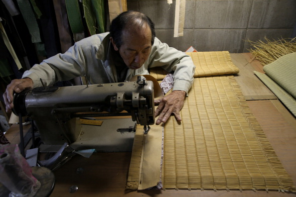 畳「The Art Of Tatami Making」:写真・画像(8)[壁紙.com]