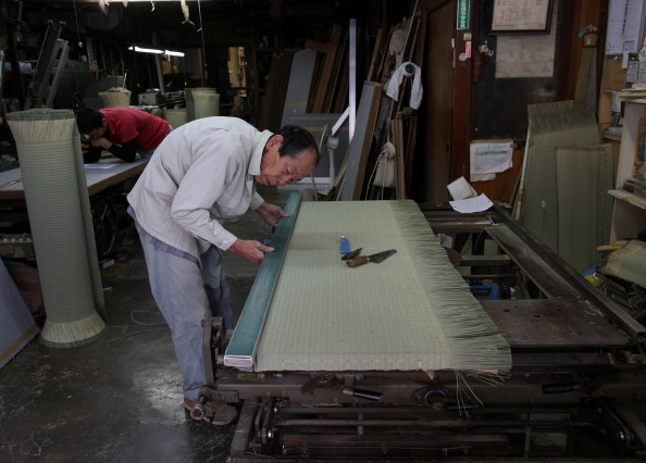 畳「The Art Of Tatami Making」:写真・画像(2)[壁紙.com]
