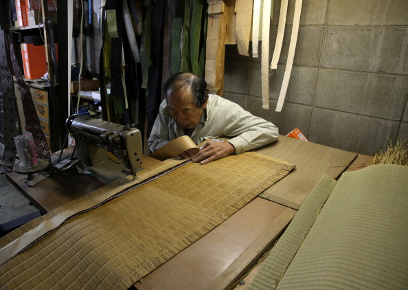 畳「The Art Of Tatami Making」:写真・画像(7)[壁紙.com]