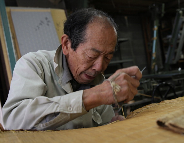畳「The Art Of Tatami Making」:写真・画像(3)[壁紙.com]