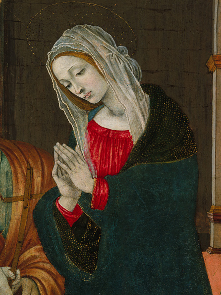 Virgin Mary「The Virgin Of The Nativity」:写真・画像(9)[壁紙.com]