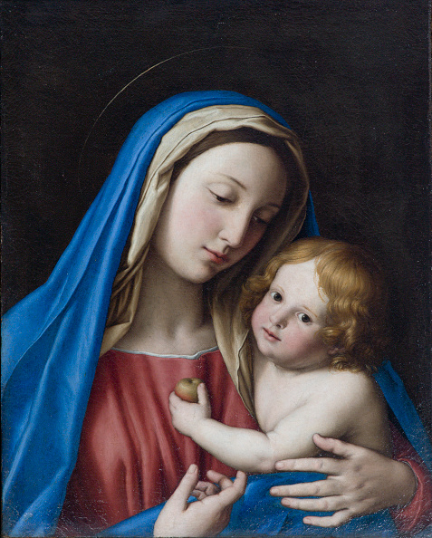 Painting - Activity「The Virgin And Child.」:写真・画像(16)[壁紙.com]