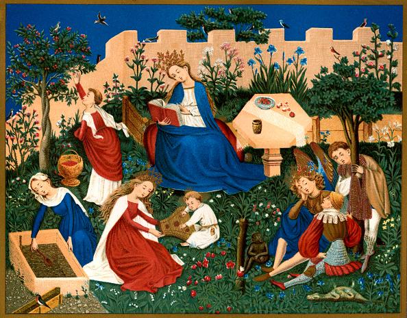 Medieval「'The Virgin, Queen of Heaven'」:写真・画像(17)[壁紙.com]