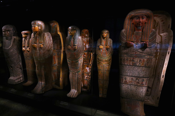 Egypt「Queens of the Nile Exhibition At Rijksmuseum van Oudheden」:写真・画像(10)[壁紙.com]