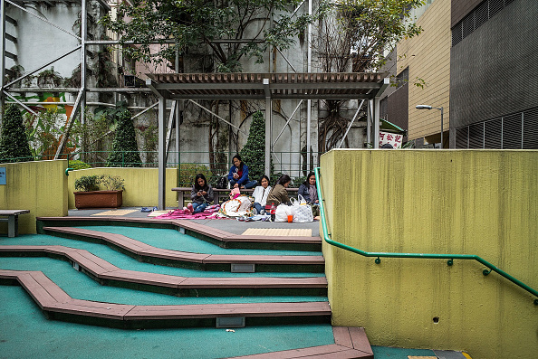 Lam Yik Fei「Hong Kongers Combat Liveable Crisis With Tiny Parks」:写真・画像(13)[壁紙.com]