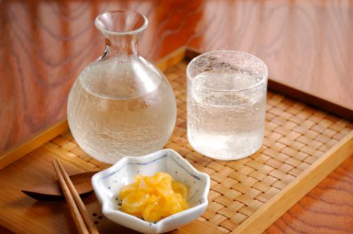 Sake「Sake and squid with hard roe」:スマホ壁紙(8)