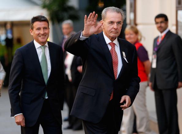 2012 Summer Olympics - London「Opening Ceremony of the 124th IOC Session」:写真・画像(4)[壁紙.com]