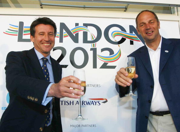 2012 Summer Olympics - London「London 2012 Reception」:写真・画像(9)[壁紙.com]