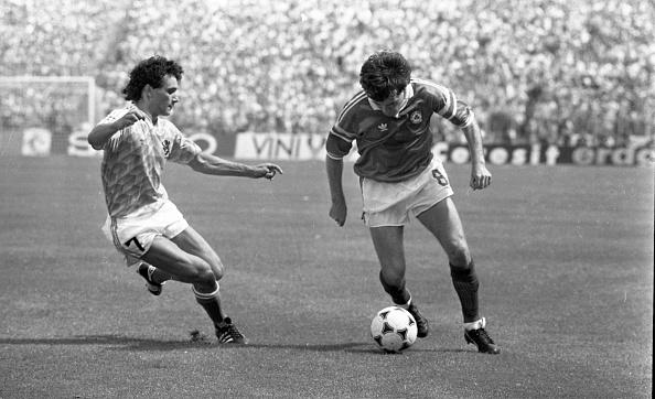 Netherlands「Ireland v Holland Euro '88」:写真・画像(8)[壁紙.com]