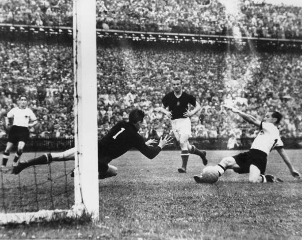 Germany「1954 World Cup Goal」:写真・画像(3)[壁紙.com]