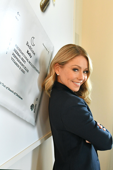 Healthy Eating「Kelly Ripa Announces New Role As Persona™ Nutrition's Celebrity Brand Ambassador」:写真・画像(5)[壁紙.com]