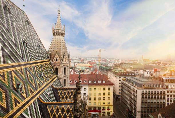 St. Stephen Cathedral in Vienna, Austria:スマホ壁紙(壁紙.com)