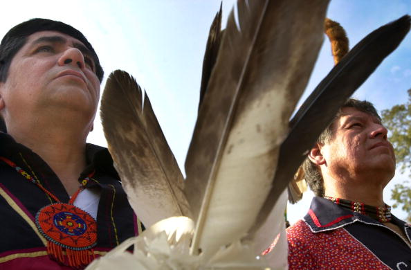 Stefan Zaklin「Indians Hold Rally In Front Of Supreme Court」:写真・画像(8)[壁紙.com]
