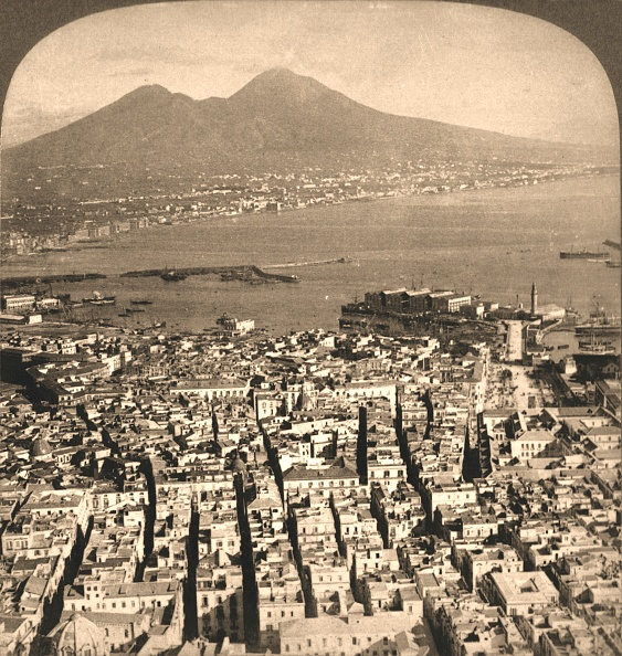 Physical Geography「Naples The Bay And Vesuvius」:写真・画像(0)[壁紙.com]