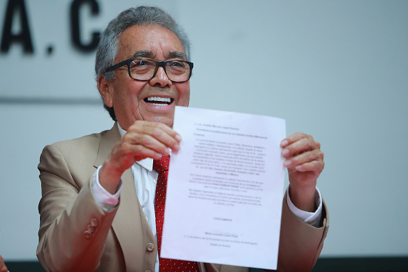Jose Lopez「'El Chapo' Guzman's Family Express Their Gratitude For The Release Of Ovidio Guzman」:写真・画像(1)[壁紙.com]