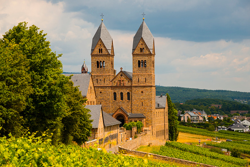 Benedictine「Germany, Hesse, Ruedesheim, Abbey of St Hildegard in Eibingen」:スマホ壁紙(4)