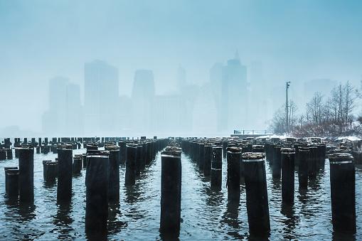 2017「Brooklyn Bridge Park」:スマホ壁紙(13)